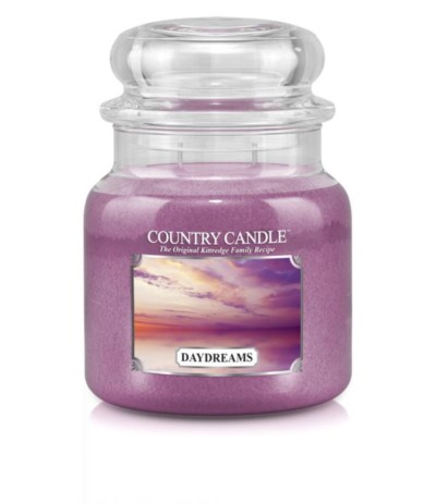 Country Candle Świeca w szkle 453g Daydreams