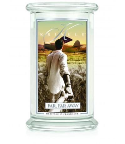 Kringle Candle Świeca w szkle Far Far Away 623g