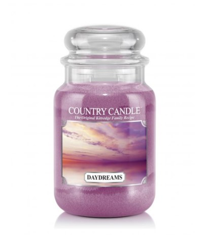 Country Candle Świeca w szkle 652g Daydreams