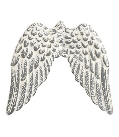 Vintage Dekoracja skrzydła