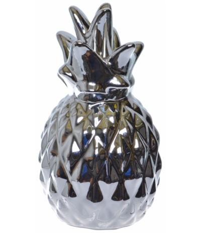E.Skarbonka Ananas srebrny