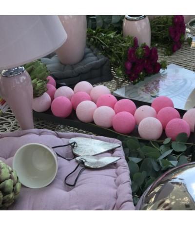 Anl Osłonka ceramiczna róż