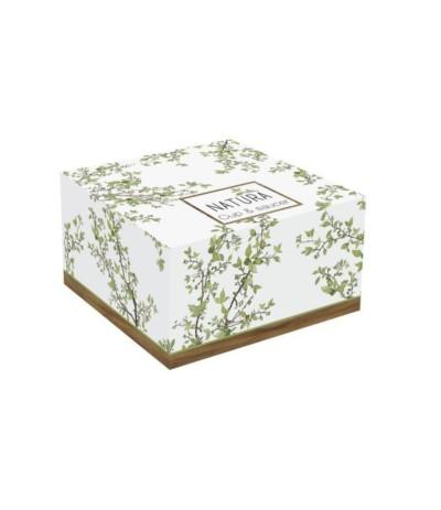 R.Sakura  Filiżanka z drewnianym spodkiem Natura 250ml