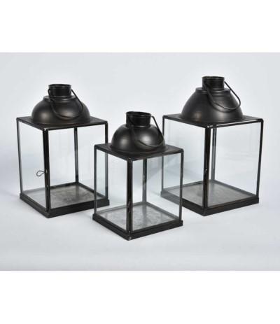 Nero Lampion szklany 1A