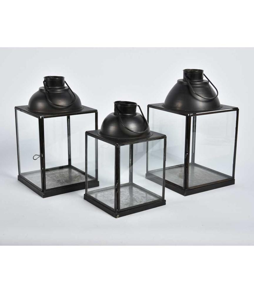 Nero Lampion szklany 1B