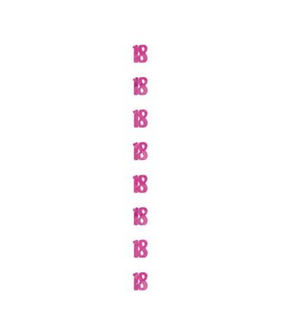 G.Dekoracja wisząca różowa 18