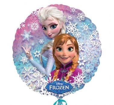 G.Balon foliowy 18 Frozen