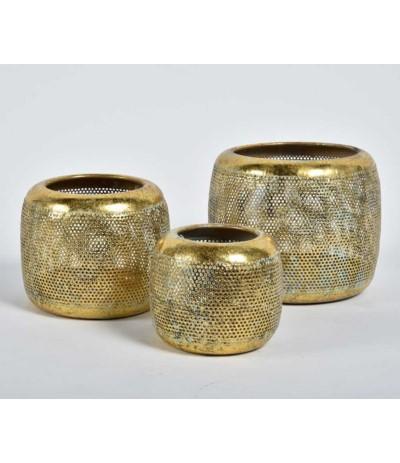 Gold line Świetlik ażurowy 1