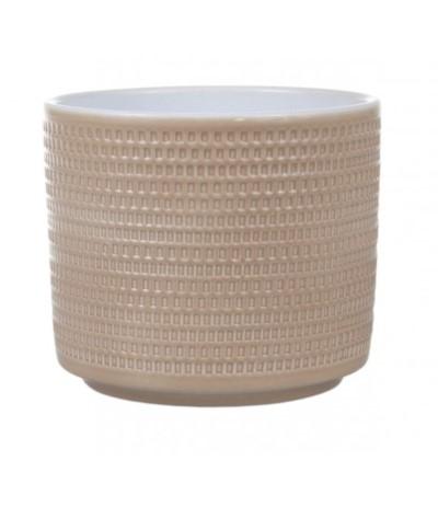 C.Osłonka ceramiczna cylinder14 beż