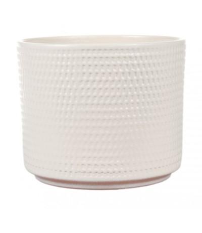 C.Osłonka ceramiczna cylinder14 biała