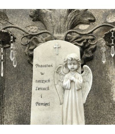 Anioł Pozostań...