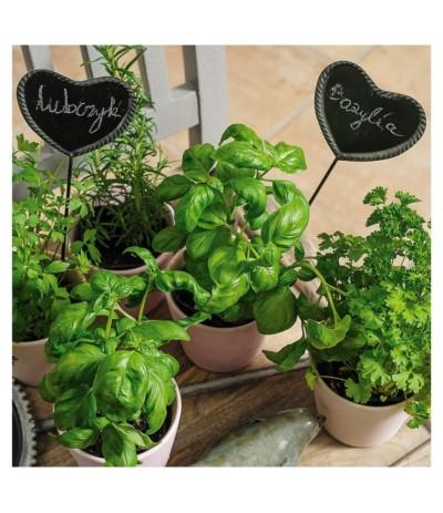 Garden Tabliczka serce
