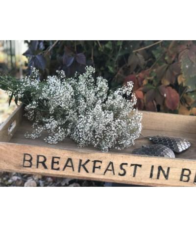 AM Drewniana taca śniadaniowa