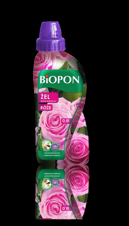 Biopon żel do róż 1l
