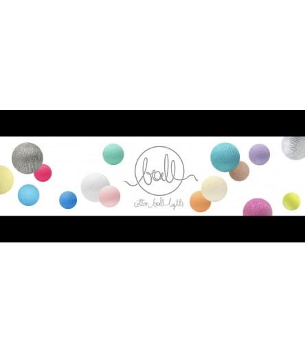 Kulki dekoracyjne LED (Cotton Ball Lights)