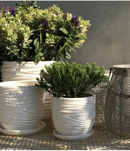 Kolekcja osłonek ceramicznych Ewa