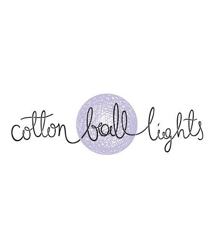 Cotton Ball Lights